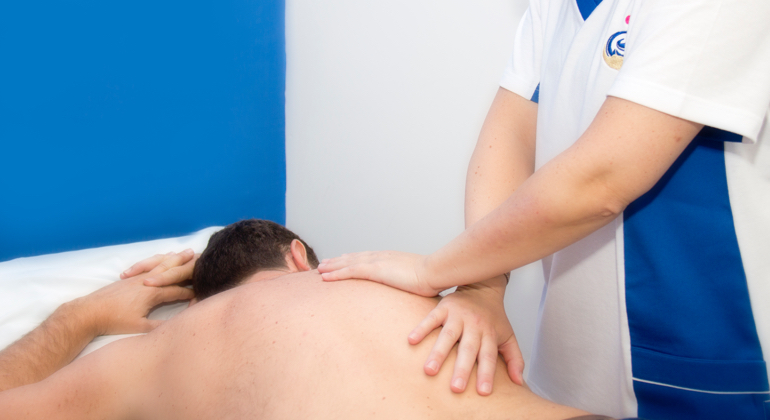 Fisioterapia Bahía tecnica miofascial